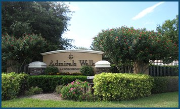 Admirals Walk Condominiums in Sarasota Florida